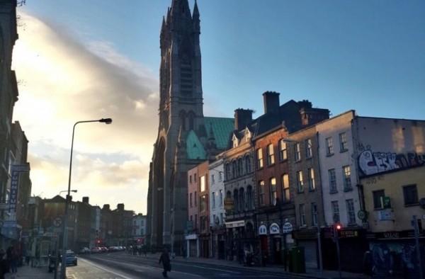 アイルランド ダブリンの風景
