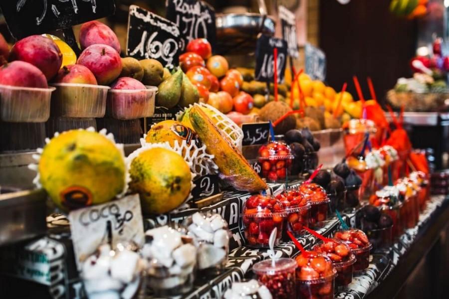 オーストラリア 物価 フルーツ