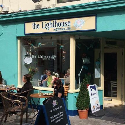 ゴールウェイ カフェ The Lighthouse Cafe