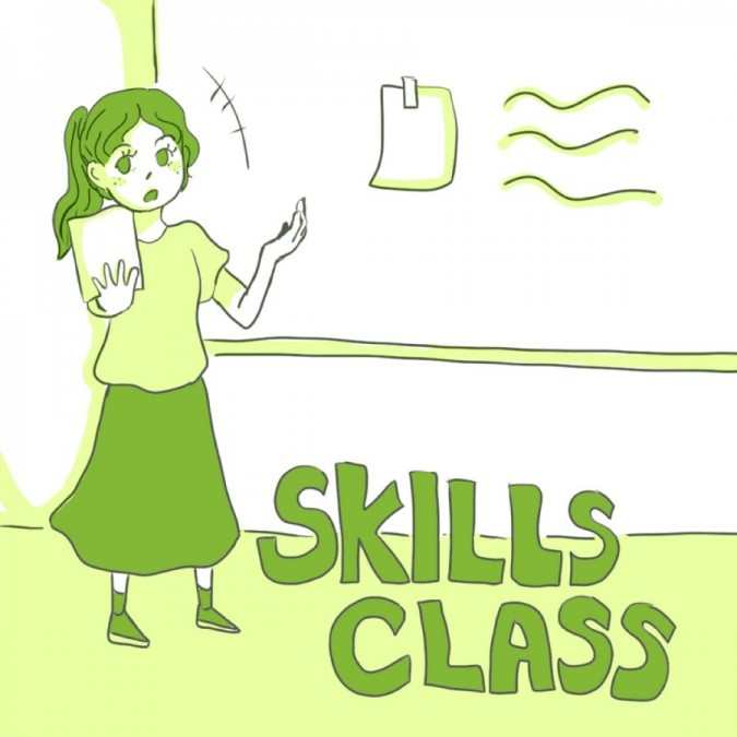 skillsクラス