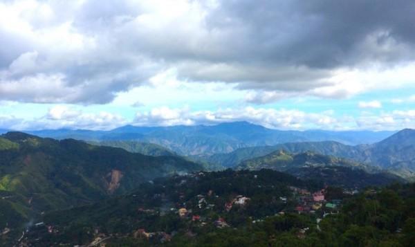 フィリピン・バギオの環境