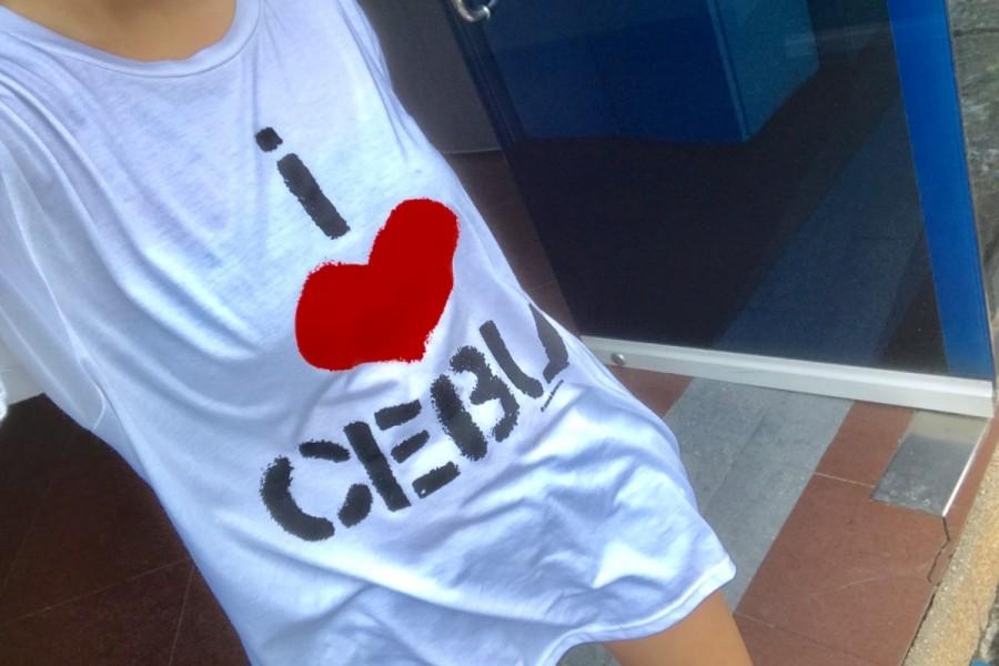 セブTシャツ