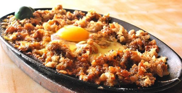 フィリピン 料理 シシグ