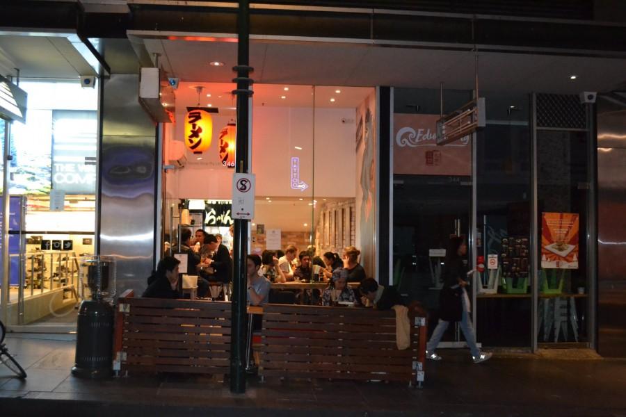 メルボルン ラーメン Little Ramen Bar