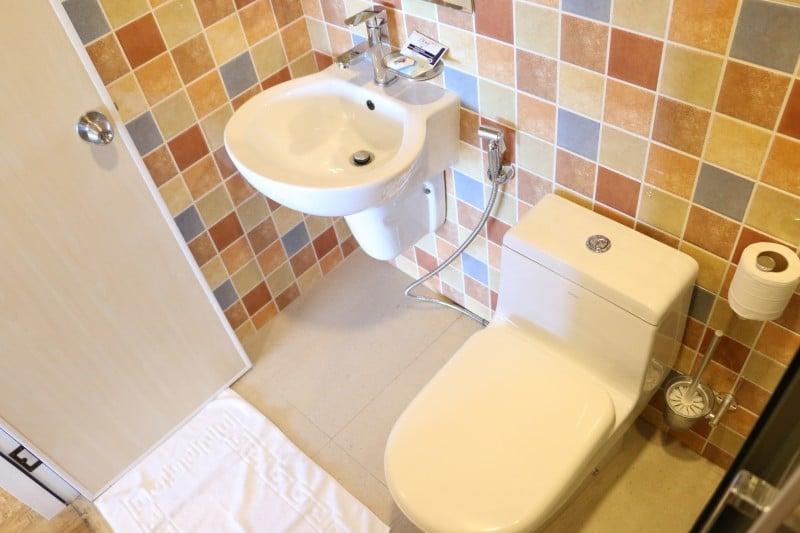 フィリピン トイレ