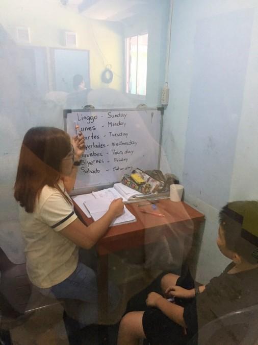 CEBU ESLの教室
