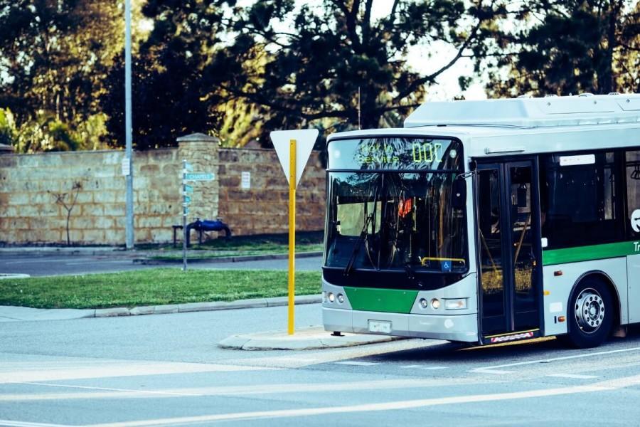 ロサンゼルス バス