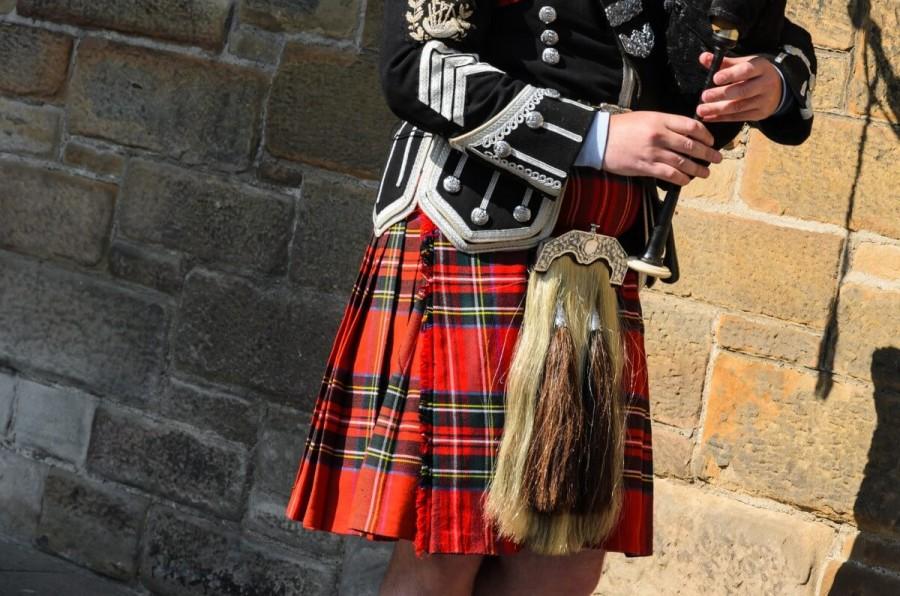 イギリスの伝統衣装