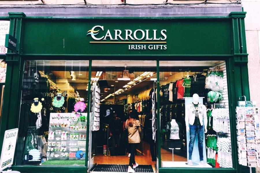 ダブリンのCARROLLS