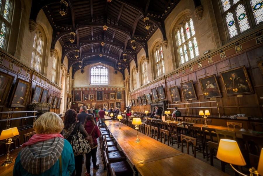 イギリス 観光 クライストチャーチ・カレッジ