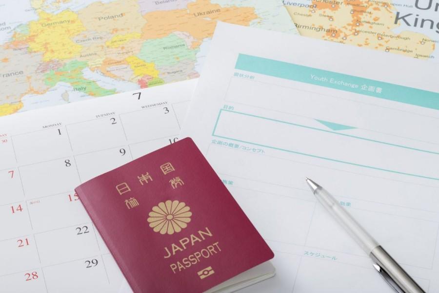 アメリカ 留学 持ち物 パスポート