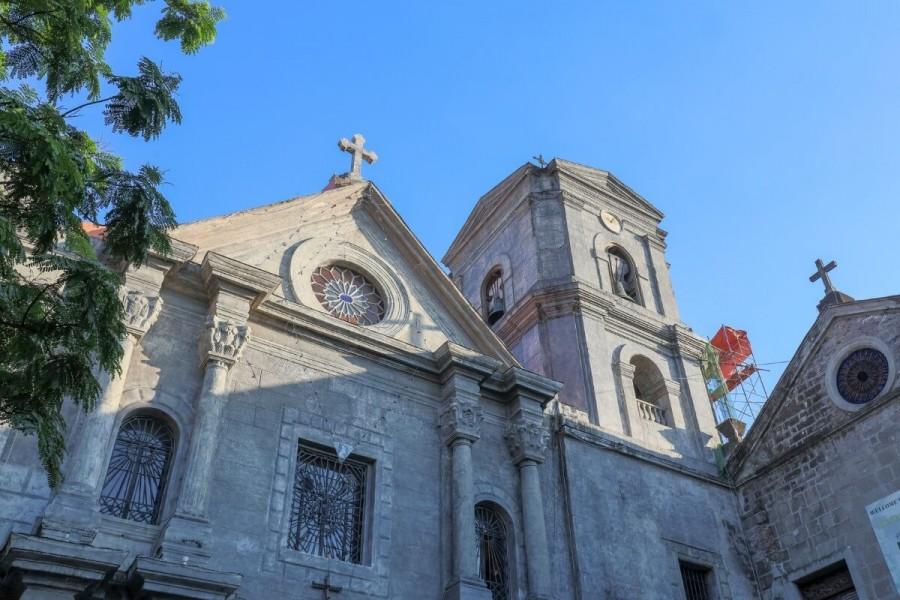 フィリピン 観光 サン・アグスチン教会