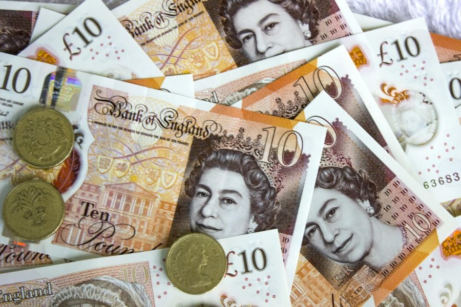 イギリス 両替 お金