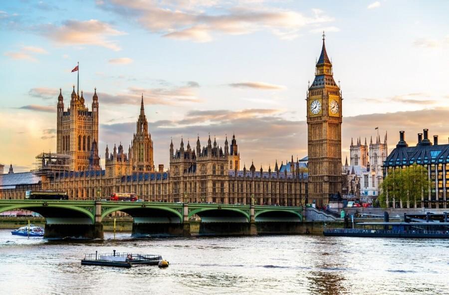 イギリス、ロンドンのイメージ画像