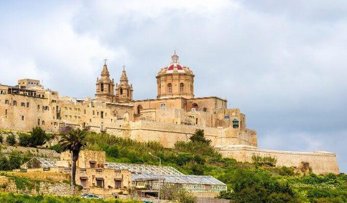 マルタ 観光 聖パウロ大聖堂