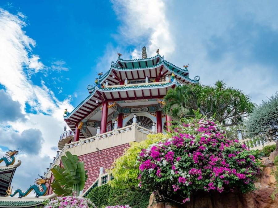 フィリピン 観光 フィリピン道教寺院