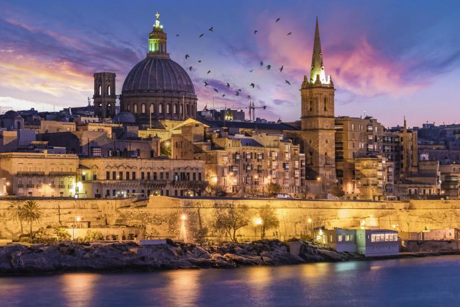 バレッタ 留学 メリット 世界遺産を満喫できる