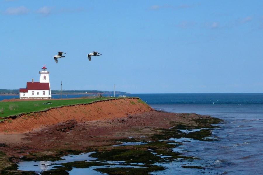 カナダ 観光 プリンスエドワード島