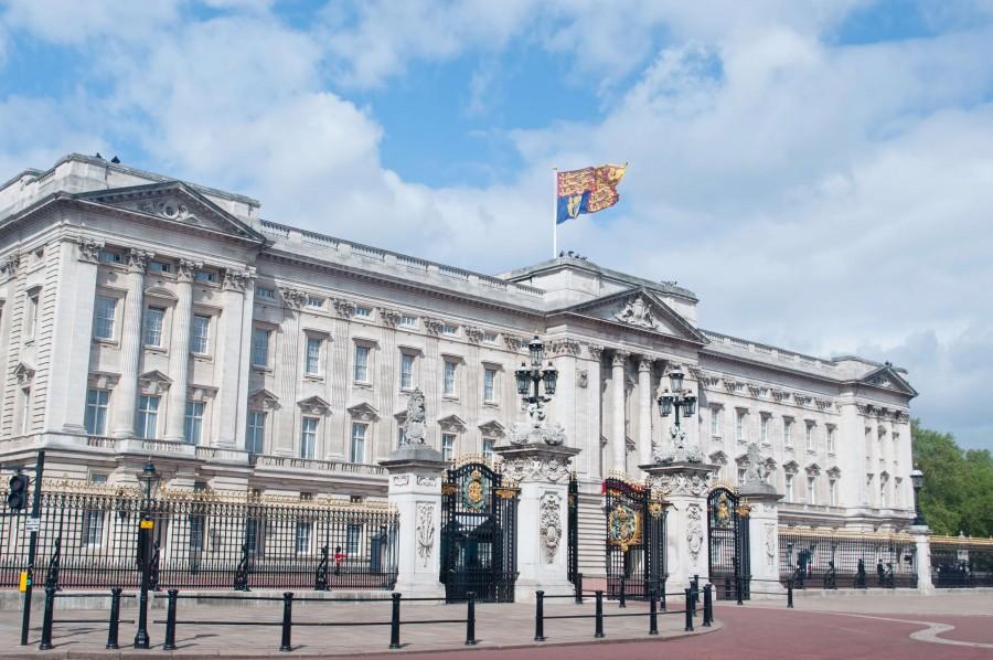 イギリス 観光 バッキンガム宮殿