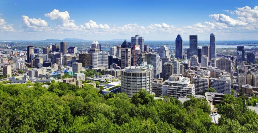 モントリオール 滞在