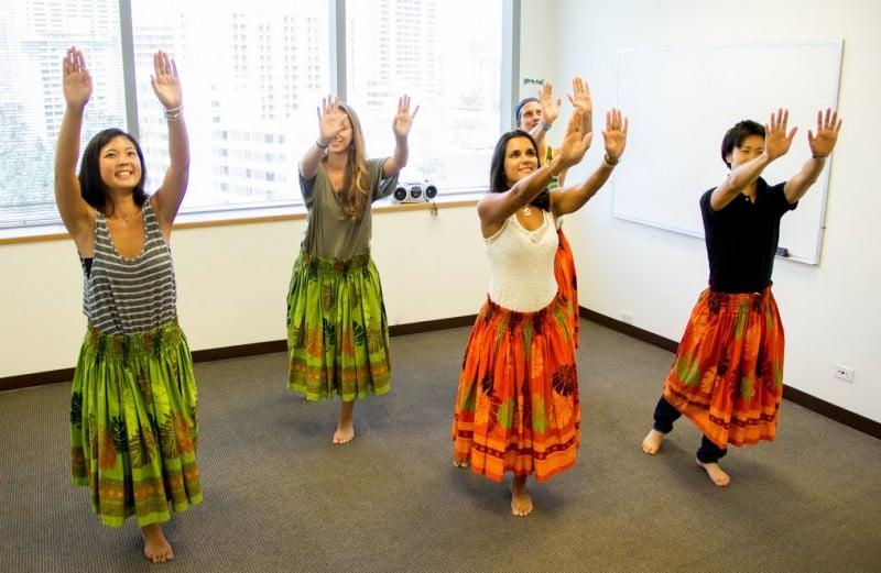 ハワイ 留学 メリット 語学学校の種類が多い