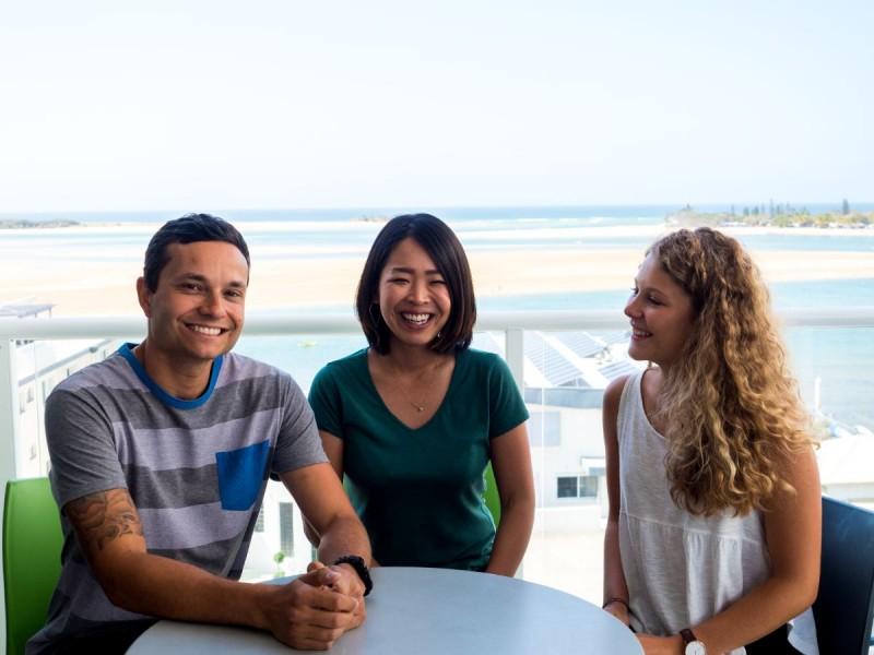 オーストラリア 留学 費用 1ヶ月 レクシス イングリッシュ サンシャインコースト