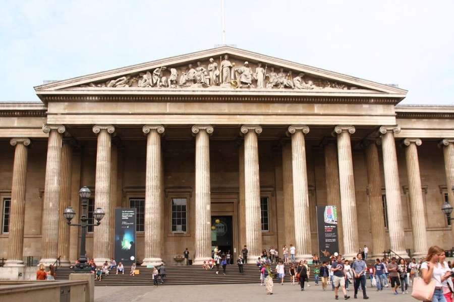 イギリス 観光 大英博物館