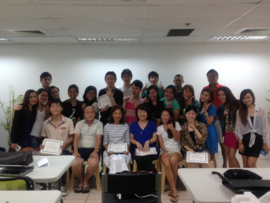 「オトナ留学」だけありフィリピン留学らしからぬセレブ留学が楽しめました。 -