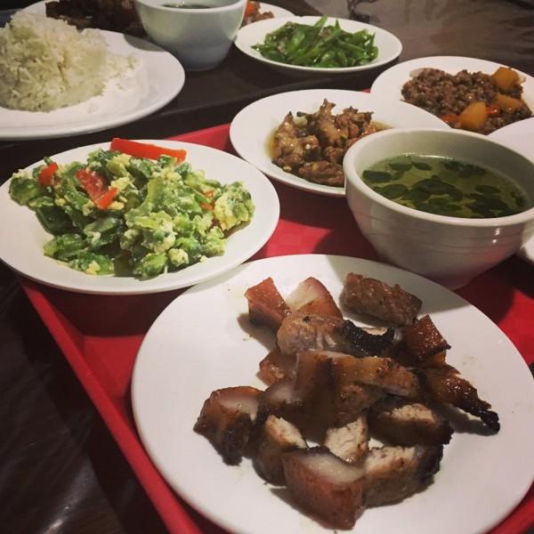 英語学習と仕事の両立スタイル - MBA近くの食堂で食べたゲキ美味いご飯!