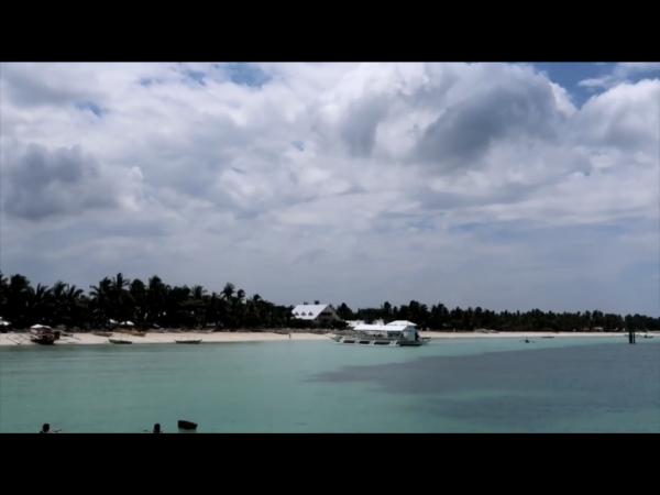 英語に対する抵抗が無くなった - バンタヤン島