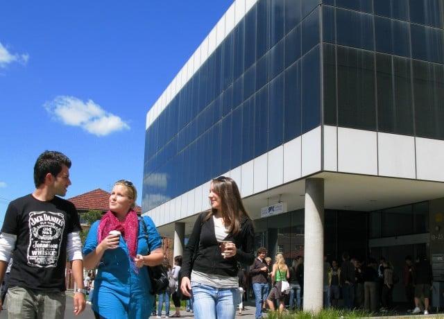 SELC ボンダイの校舎外観