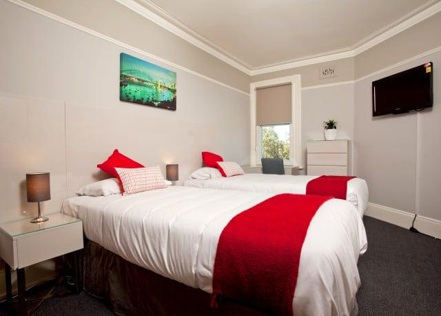 EFシドニーの宿泊施設