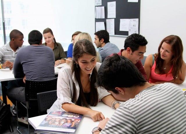 17段階の細かいレベル分けで、英語力に合ったクラスを受講できる