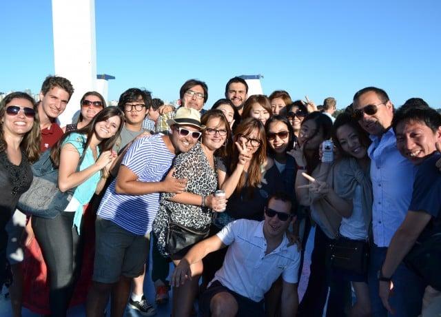ソーシャルアクティビティで充実した留学生活を!