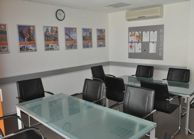 EC マルタの施設・設備