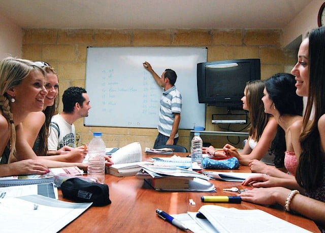 質の高い講師の指導で、英語がしっかりと身につく!