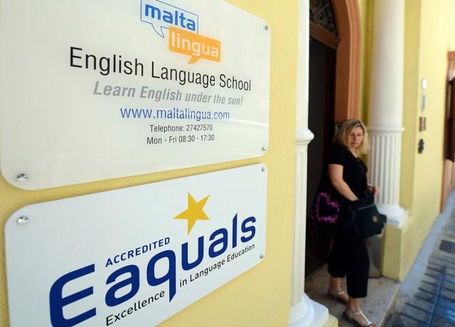 マルタで最高のグレードを獲得したEAQUALS認定校