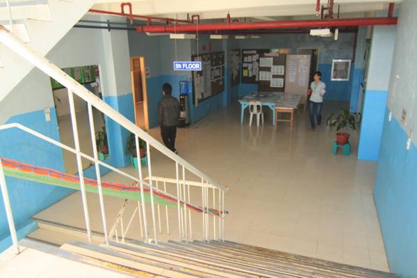 HELP ロンロン校の施設・設備