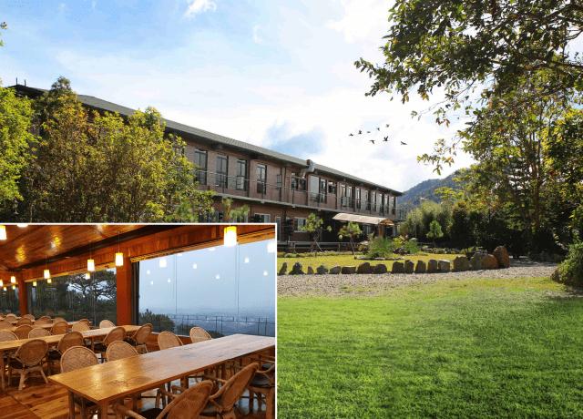 緑あふれる広大なキャンパスと、カフェを併設するモダンなラウンジ!
