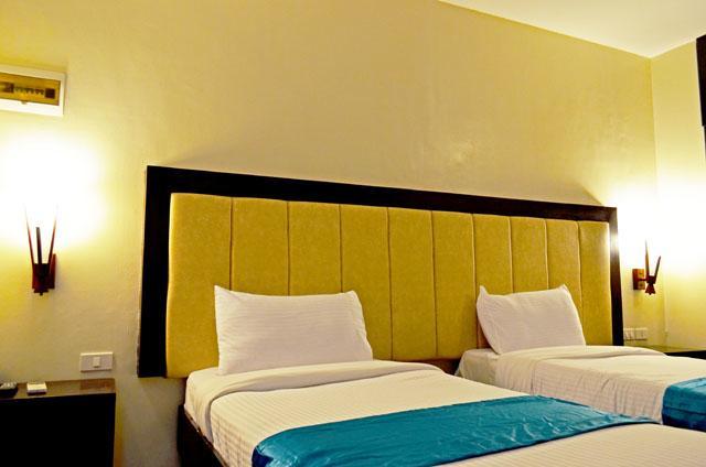 快適なホテル泊で満足のいく留学を