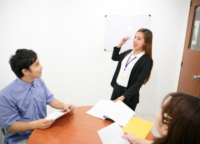 少人数校ならではのきめ細かいサポート、柔軟なカリキュラム