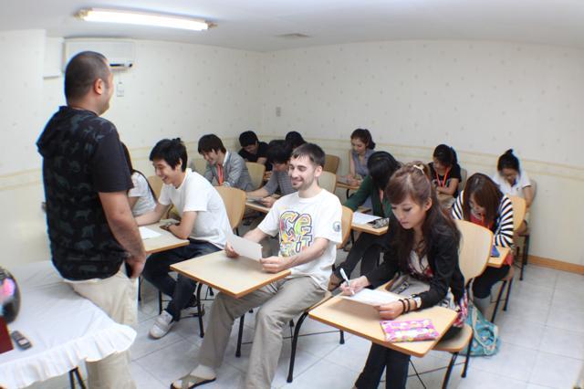 CPILSの授業風景