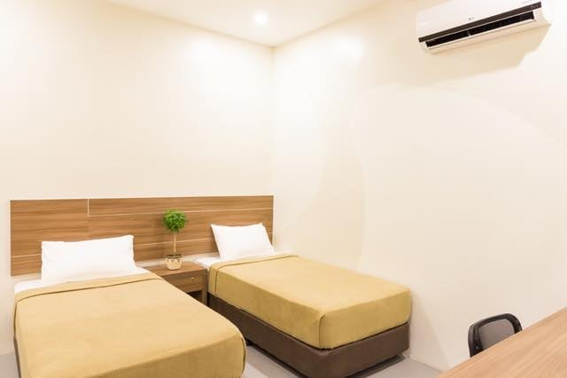 MBA オリジナル校の宿泊施設