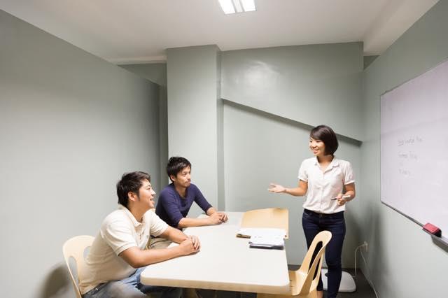 MBA オリジナル校の授業風景