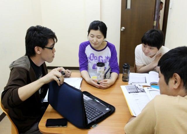 日常会話から、IELTS、TOEIC、ビジネスコースまで受講可能