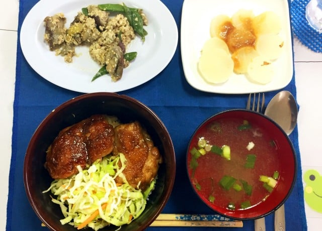 日本人の味覚に合うと評判の食事!