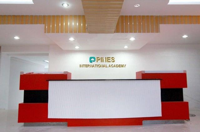PINESチャピス校の施設・設備