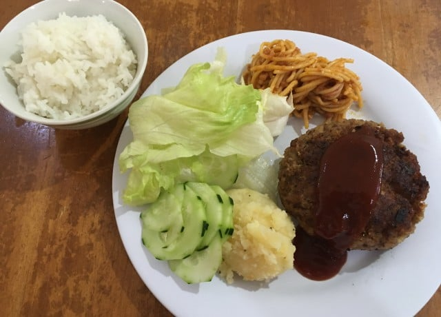 おいしい食事と我が家のような快適な住居環境