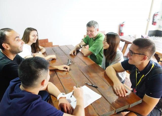 世界各国の学生が集うセブ島最大級の日本人経営の語学学校
