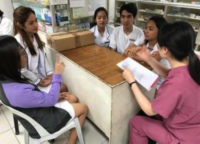 フィリピン留学唯一の医療英語特化校で、医療現場の生きた会話が習得できる